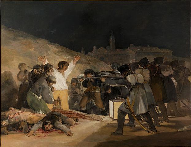 שלושה במאי 1808 גויה