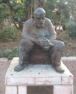 פסל מרדכי שורנשטיין
