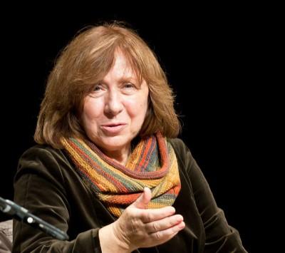 סבטלנה אלכסייביץ - תמונה