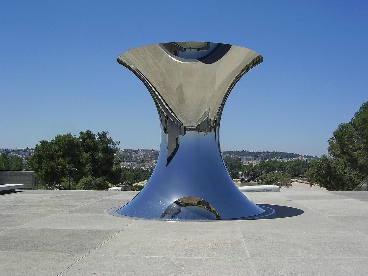 ירושלים היפוך העולם - אניש קאפור