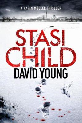 כריכת הספר ילדי השטאזי באנגלית