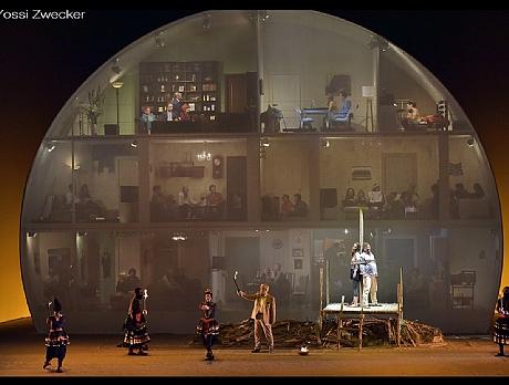 מתוך האופרה דולי הפנינים