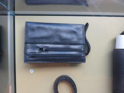 מצלמה מוחבאת בארנק