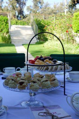 פירות וכריכונים לתה של שעת מינחה